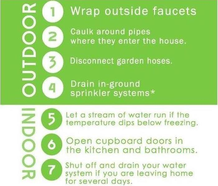 List of 7 indoor and outdoor tips