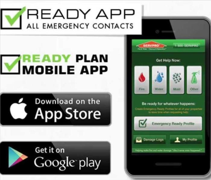 example of the Ready App Mobile Plan on a cellphone